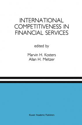 International Competitiveness in Financial Services