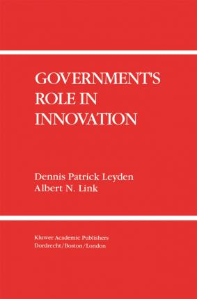 Government's Role in Innovation