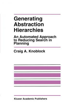 Generating Abstraction Hierarchies