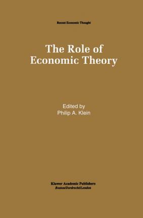 The Role of Economic Theory