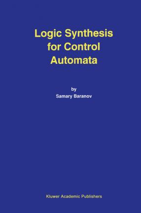 Logic Synthesis for Control Automata