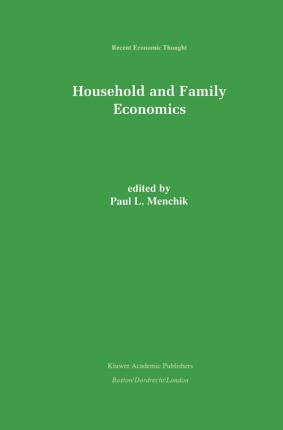 Household and Family Economics