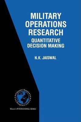 Military Operations Research