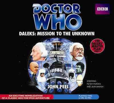Doctor Who: Daleks: Mission to the Unknown