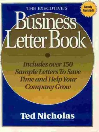 The Executive's Business Letter Book