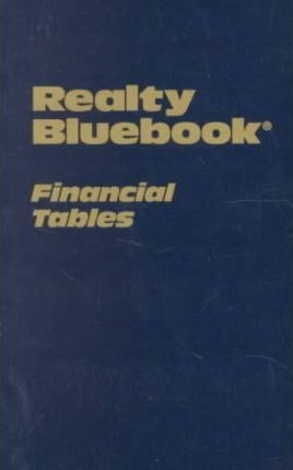 Realty Bluebook/Financing Tables