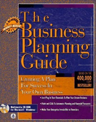 The Business Planning Guide with CD-ROM