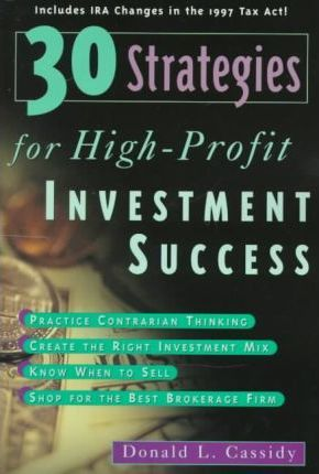 30 Strategies for High Profit Investment Success