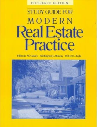 Study Guide For Modern Real Estate Practise