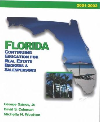 Florida Continuing Education for Real Estate Brokers & Salespersons