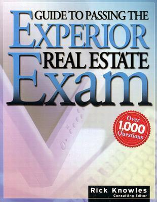 Guide to Passing the Experior Real Estate Exam