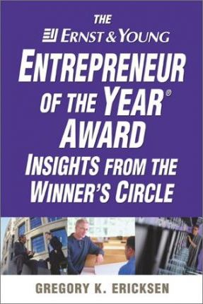 Ernst & Young Entrepreneur Of The Year Award