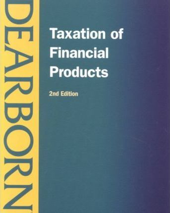 Taxation Financial Products