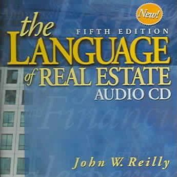 The Language of Real Estate Audio CDs