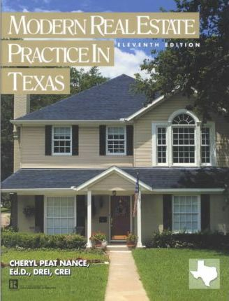 Modern Real Estate Practice in Texas