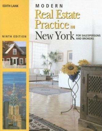 Modern Real Estate Practice in New York