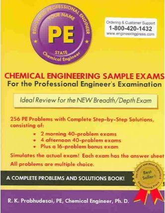 Chemical Engineering Sample Exams