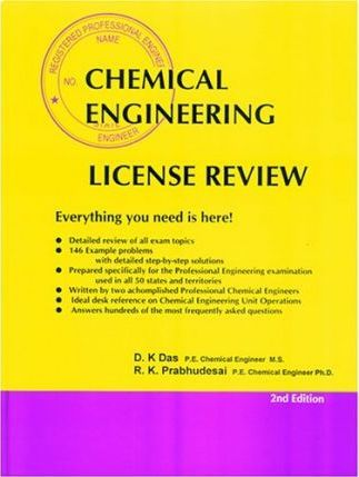 Chemical Engineering License Review