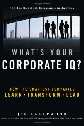 What's Your Corporate IQ?