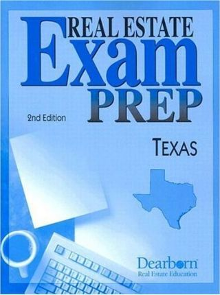 Real Estate Exam Prep Texas