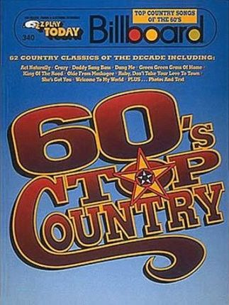 340. Billboard Top Country Songs of the '60s