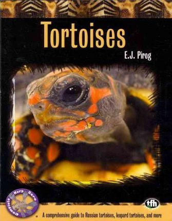 Tortoises : A Comprehensive Guide to Russian Tortoises, Leopard Tortises, and More