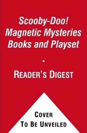 Scooby-Doo! Magnetic Mysteries Books and Playset