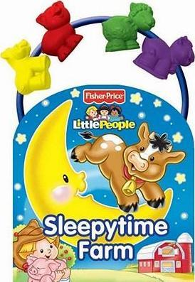 Fisher-Price Little People Sleepytime Farm