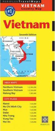 Vietnam Travel Map