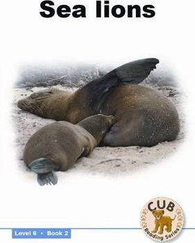 Sea lions: Level 6, Book 2