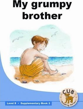 My Grumpy Brother: My grumpy brother: Supplementary book 2: Level 5 Supplementary Readers Level 5 Book 2