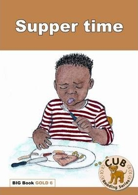 Supper time: Big Book Gold 6