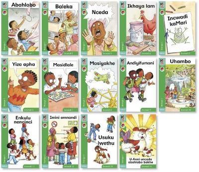 Kagiso Reader (Set of 14) (NCS): Grade 1