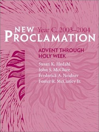 New Proclamation Yearc, 2003-2004