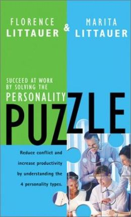 Succeed at Work by Solving the Personality Puzzle : Florence
