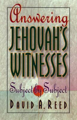 Answering Jehovah's Witnesses