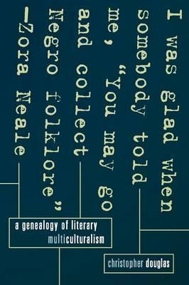 A Genealogy of Literary Multiculturalism