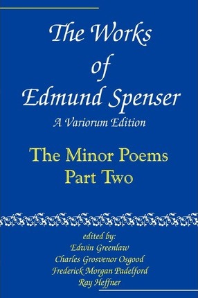 The Works of Edmund Spenser: Volume 8