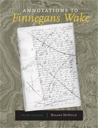 "Annotations to ""Finnegans Wake"""