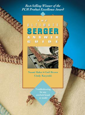 the ultimate serger answer guide naomi baker 9780801986451 rh bookdepository com 42 Hitchhiker's Guide to the Galaxy 42 Hitchhiker's Guide to the Galaxy