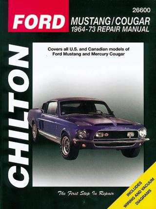 Ford Mustang, Cougar (1964-73)