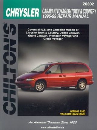 Chrysler Caravan Voyager Town And Country 1996 99