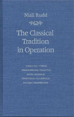 Classical Tradition in Operation