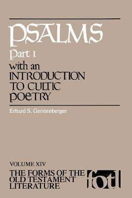 Psalms: With an Introduction to Cultic Poetry Pt. 1