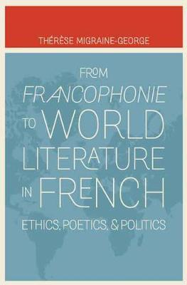 Languages (major in French and Francophone Studies)