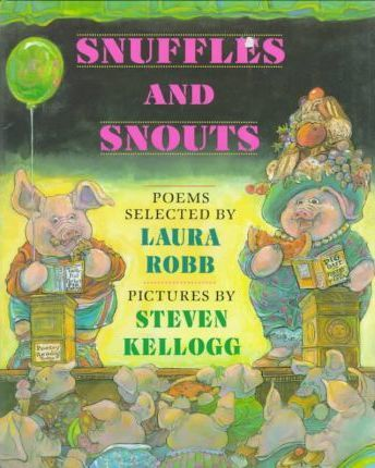 Robb Laura  Snuffles to Snouts (HB)
