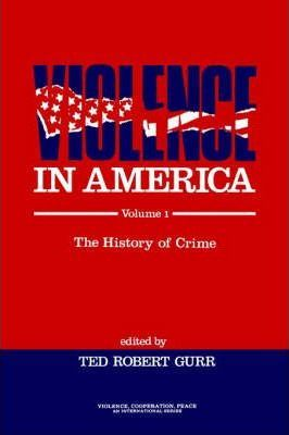 crime and violence in america Crime and violence in society the concept of deviance in sociology is a broad one, encompassing many forms of behavior, legal and illegal, ordinary and.