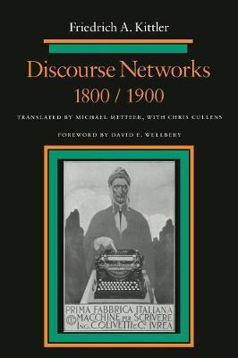 Discourse Networks, 1800/1900
