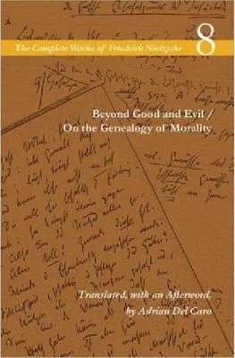 Beyond Good and Evil on the Genealogy of Morality: Volume 8