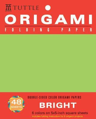 """Origami Hanging Paper - Bright - 5"""" - 48 Sheets"""